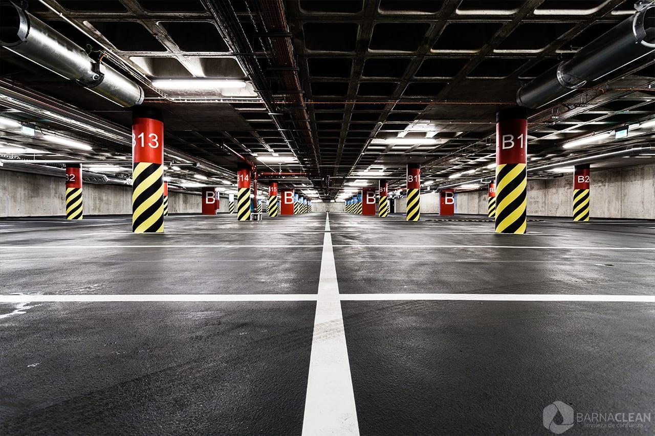 Limpieza parking barcelona precio asequible expertos en limpieza barcelona